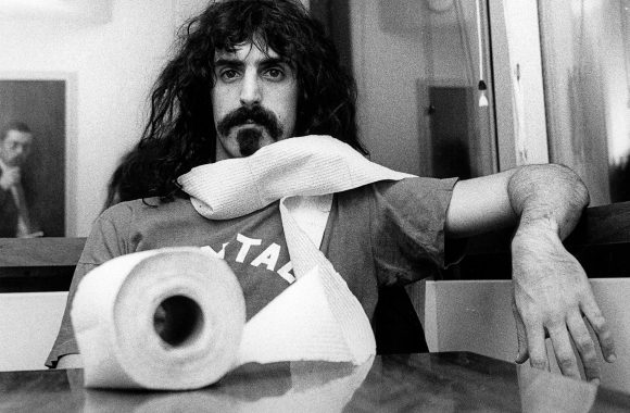 Frank Zappa -  born Frank Vincent Zappa. His father Francis Zappa was from Partinico, Sicily. His mother Rose Marie Colimore was of 3/4 Italian (1/4 Sicilian)