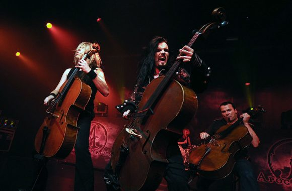 Apocalyptica And Dir En Grey In Concert