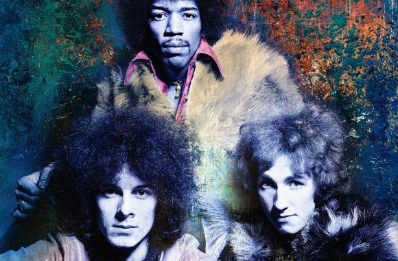 Jimi Hendrix & The Experience Mason's Yard Studio London 1967/20