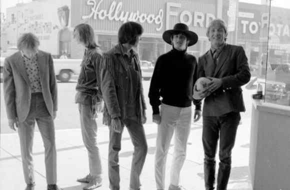 Photo of Buffalo Springfield